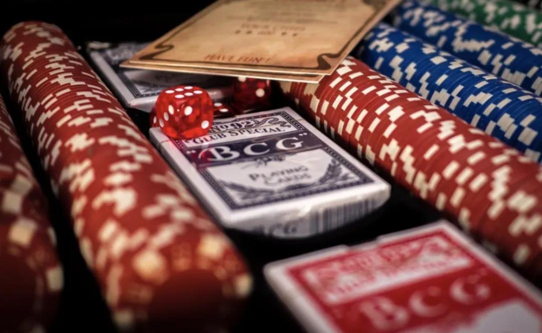 入門21點算牌想算出黑傑克請等等